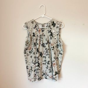 Lucky Brand | Floral Tank
